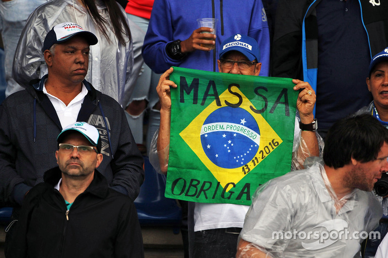 Un fan de Felipe Massa