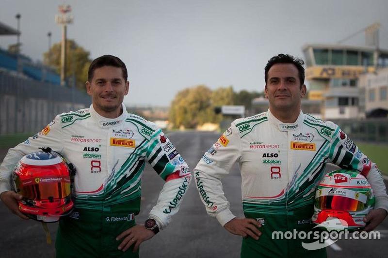 Kaspersky Motorsport açıklaması