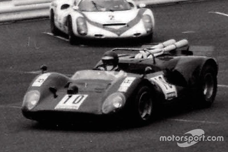1968: Toyota 7