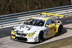 #100 Walkenhorst Motorsport, BMW M6 GT3: Nico Menzel, Christian Krognes, Michele di Martino