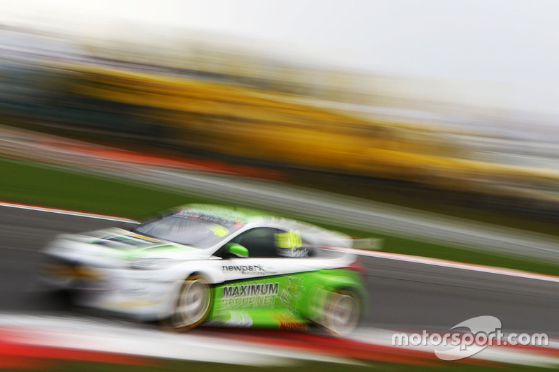 Josh Cook, Team Parker with Maximum Motorsport, Ford Focus