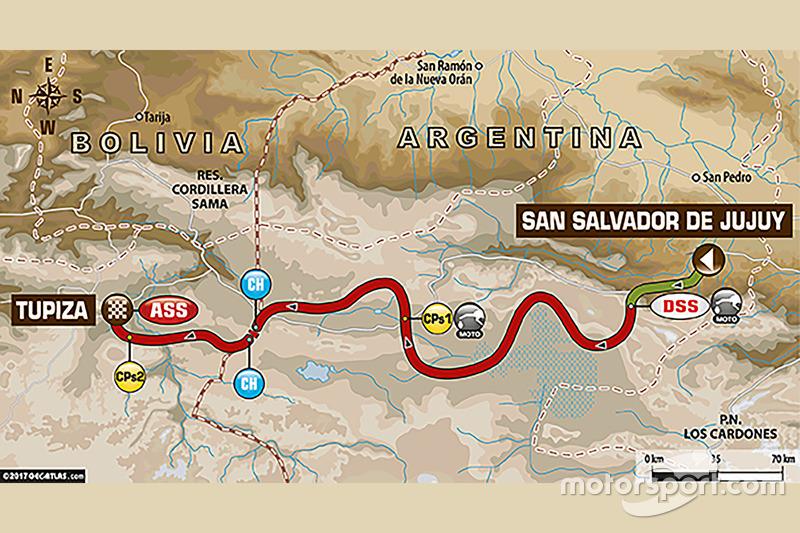 Stage 4: Jujuy - Tupiza