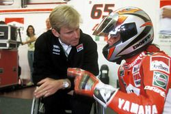 Wayne Rainey and Loris Capirossi, Yamaha