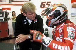 Wayne Rainey e Loris Capirossi, Yamaha