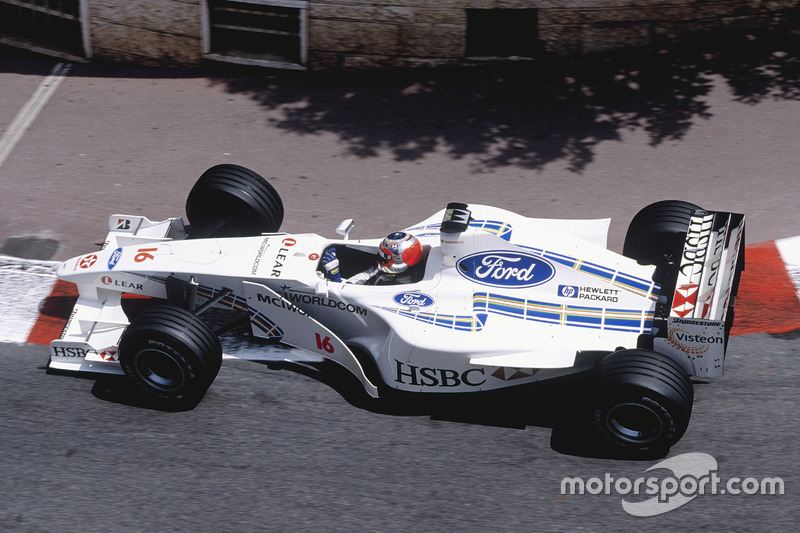Rubens Barrichello, Stewart SF3 Ford