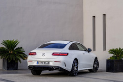 Mercedes-Benz E-Serisi Coupé