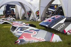 Area Peugeot Sport team