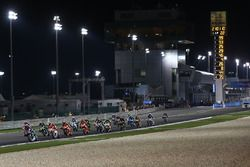 Start: Jorge Lorenzo, Yamaha Factory Racing lider