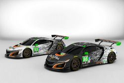 Acura NSX GT3, Michael Shank Racing