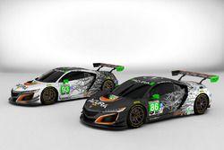 Acura NSX GT3, Michael Shank Racing