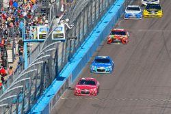Ryan Newman, Richard Childress Racing Chevrolet takes the win