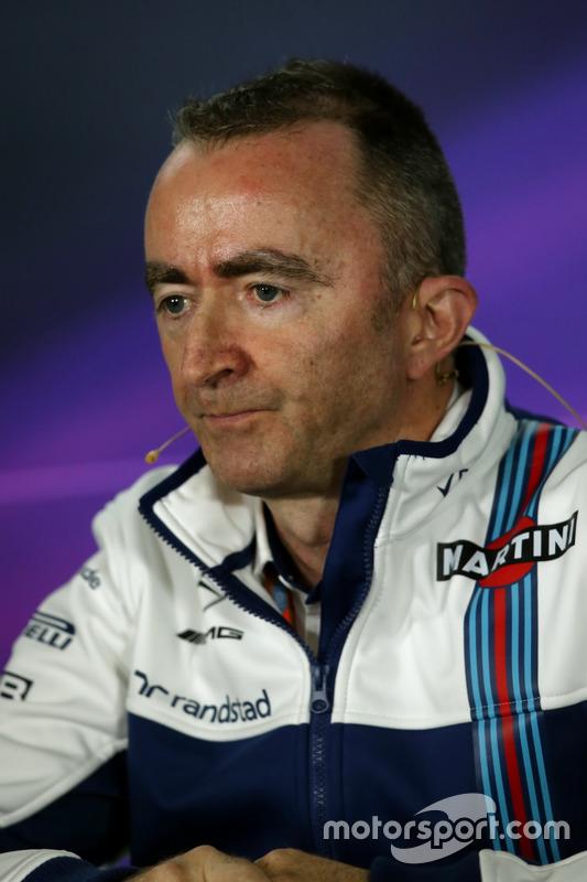 Paddy Lowe, Williams