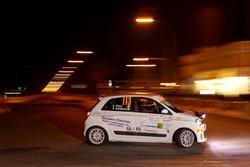 Alberto Paris, Sonia Benellini, Renault Twingo R1