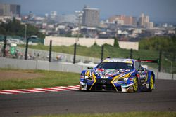 #19 Team Wedssport Bandoh Lexus LC500: Yuhi Sekiguchi, Yuji Kunimoto, Kamui Kobayashi