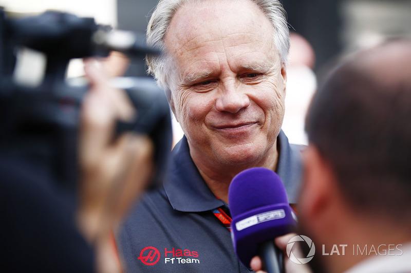Gene Haas Dueño del equipo, Haas F1 Team