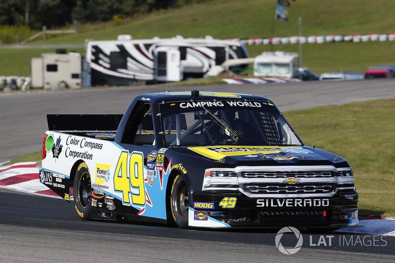 Gary Klutt, Color Compass Corporation / Pioneer Family Pools Chevrolet Silverado