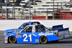 Johnny Sauter, GMS Racing Chevrolet e Chase Elliott, GMS Racing Chevrolet