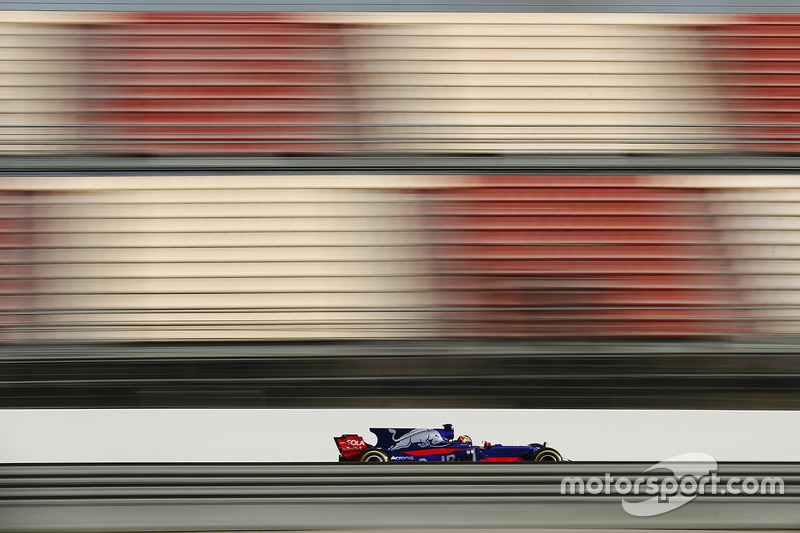 Mardi : Daniil Kvyat, Scuderia Toro Rosso STR12