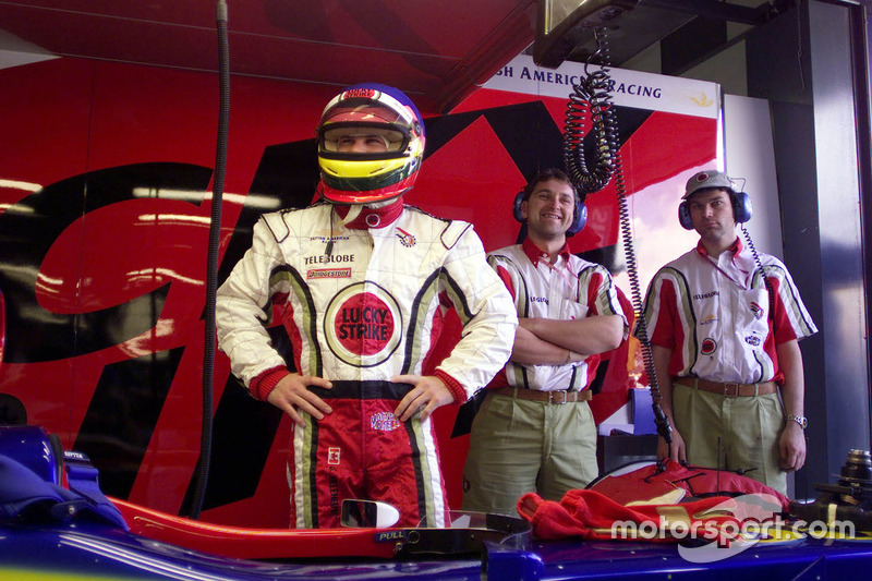 Jacques Villeneuve, BAR Supertec 01