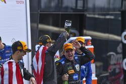 Podium: ganadores, Jordan Taylor, Jeff Gordon, Wayne Taylor Racing