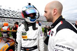 Maro Engel, SunEnergy1 Racing with Adam Christodoulou, Riley Motorsports