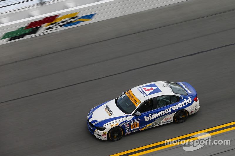 #81 BimmerWorld Racing, BMW 328i: Ari Balogh, Greg Liefooghe