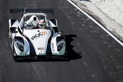 Tom Kristensen driving the Radical SR3 RSX