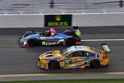 #26 BAR1 Motorsports, Oreca FLM09: Adam Merzon, Johnny Mowlem, Tom Papadopoulos, Trent Hindman, Davi