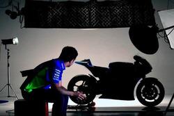 Presentación Suzuki MotoGP 2017