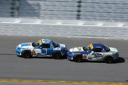 #27 Freedom Autosport, Mazda MX-5: Robby Foley, Britt Casey Jr.; #25 Freedom Autosport, Mazda MX-5: