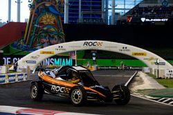Kyle Busch, im ROC Car