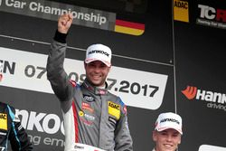 Podium: 1. Niels Langeveld, Racing One, Audi RS3 LMS