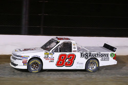 JJ Yeley, Fr8Auctions.com Chevrolet Silverado