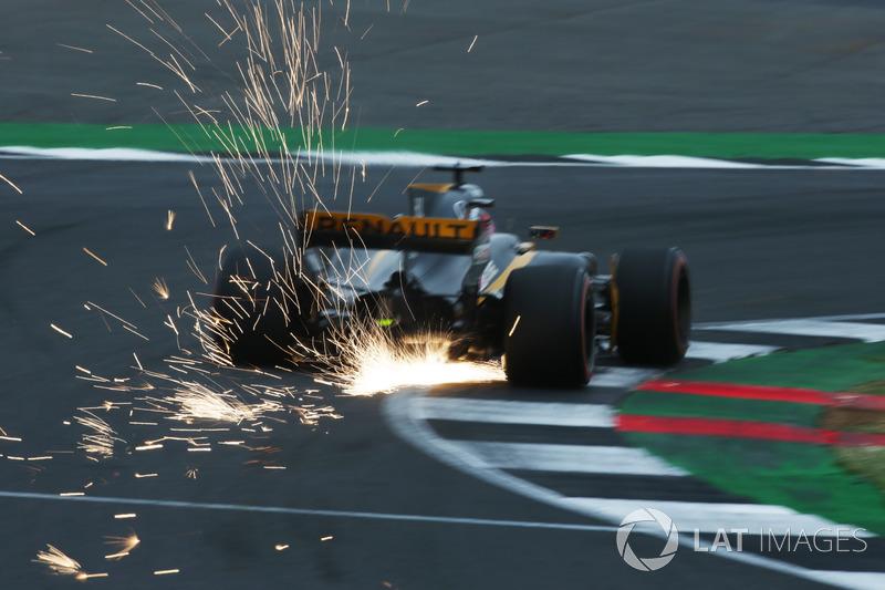 6. Нико Хюлькенберг, Renault Sport F1 Team RS17