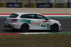 Alberto Vescovi, Seat Motor Sport Italia, Seat Leon Cupra ST-TCS2.0