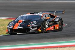 Lamborghini Huracan-S.GTCup #102 Antonelli Motorsport: Kasai-Basz