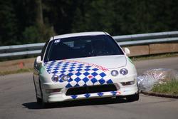 Patrick Stöckli, Honda Integra, Ecurie Basilisk