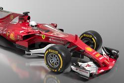 Concept de Bouclier de Ferrari