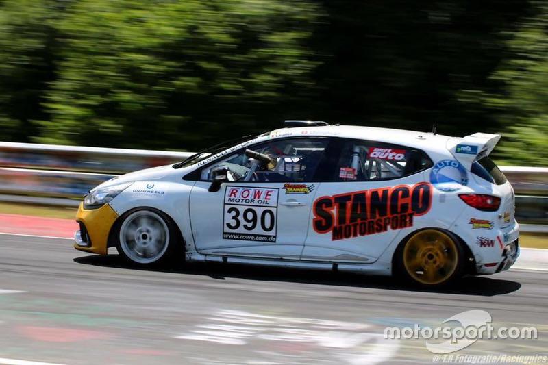 Luigi Stanco, Sandro Rothenberger, Renault Clio IV Endurance, Tanner & Stanco Motorsport
