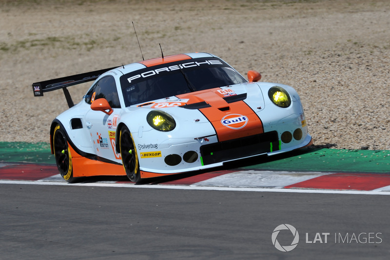 5. GTE-Am: #86 Gulf Racing, Porsche 911 RSR