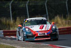 Thorsten Jung, 'Maximilian', Dirk Vleugels, Porsche Cayman GT4 Clubsport