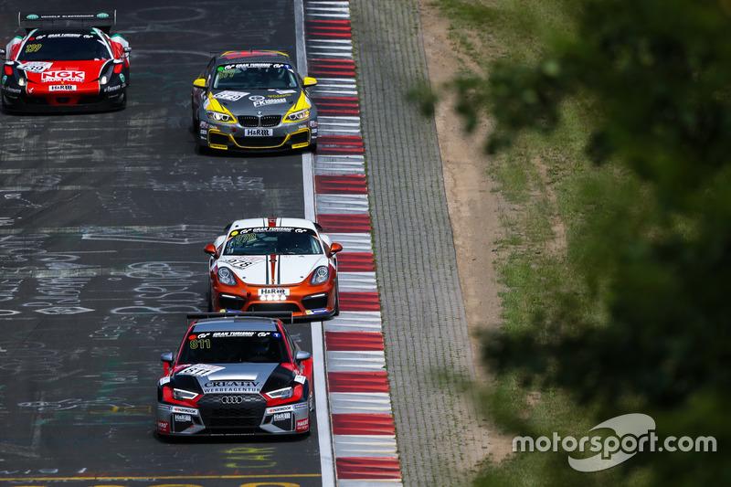 Volker Piepmeyer, Michael Bonk, Audi RS3 LMS
