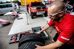 Overdrive Racing team member