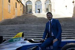 Presidente di EUR SpA Roberto Diacetti