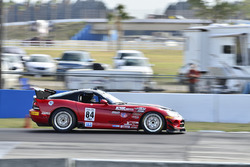#84 TA3 Dodge Viper, Lee Saunders