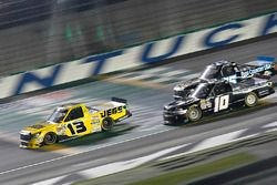 Cody Coughlin, ThorSport Racing Toyota, Jennifer Jo Cobb, Jennifer Jo Cobb Racing Chevrolet