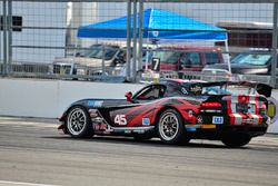 #45 TA3 Dodge Viper, Cindi Lux, Lux Performance