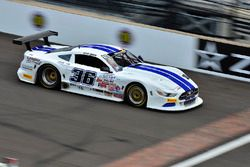 #36 TA Ford Mustang, Cliff Ebben, Lamers Motor Racing