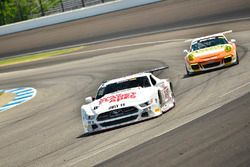 #8 TA Ford Mustang, Tomy Drissi, Tony Ave Racing, #46 TA3 Porsche 991 GT3 Cup, Mark Boden, Fall Line