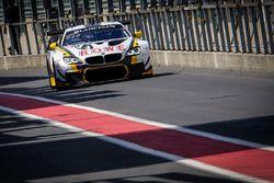 #98 Rowe Racing BMW M6: Tom Blomqvist, Bruno Spengler, Nicky Catsburg